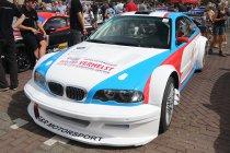 24H Zolder: G&R Motorsport ruilt BMW M1 GTR voor BMW M3