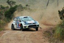 Rally van Argentinië: Loeb op zegekoers - Latvala en Novikov in secondenstrijd voor derde plaats