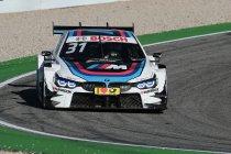 Hockenheim: Blomqvist op pole - Martin zesde