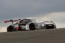 Nürburgring: Audi boven in FP1 - Zware crash Bentley #7