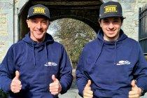 Team Longin, by FordStore Feyaerts, aan de start met Junior Planckaert