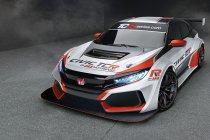 JAS Motorsport komt met nieuwe Honda Civic Type R TCR voor 2018