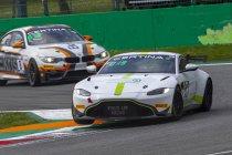 Bewogen debuut voor Street-Art Racing in Monza