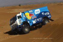 Africa Eco Race: Loomans verliest veel tijd en leidersplaats