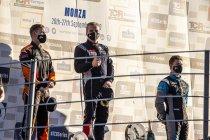 Monza: podiumplaats voor Nicolas Baert