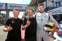 Giovanni Van Lil blikt tevreden terug op eerste seizoen in Ford Fiesta Sprint Cup
