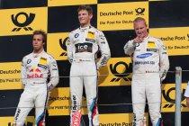 Zandvoort: Wittmann pakt zege, Martin mee naar podium