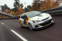 Opel maakt bescheiden terugkeer naar de autosport