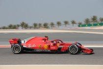 Bahrein: Iceman op kop in woestijn