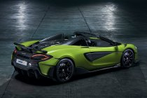 McLaren stelt  600LT Spider voor