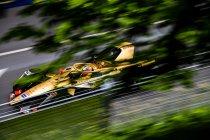 Bern: Jean-Éric Vergne deelt tik uit aan concurrenten met pole