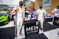 Lausitzring: zeges voor Audi en Mercedes