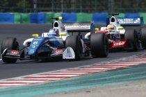 Hungaroring: Race 1: Verrassende zege voor Egor Orudzhev