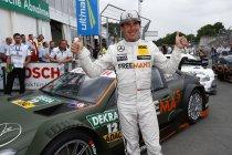 Norisring: Wickens pakt pole voor Mercedes (update)