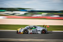 Silverstone: Frustrerend weekend voor Belgian Audi Club Team WRT in Silverstone