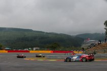 24H Spa: Aleshin (Ferrari) crasht uit de kopgroep - Full Course Yellow