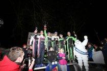 Spa Rally: Loix versterkt leiderspositie