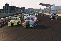 Zandvoort: Julien Schein (#2 DRM Motorsport) te sterk in de digitale duinen