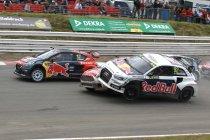 Reinis Nitišs in derde officiële Audi S1 Supercar