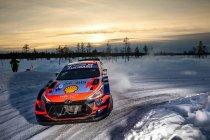 WRC: Tänak schaatst nulscore weg met veertiende zege
