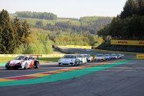 Franse Carrera Cup ook dit jaar naar Francorchamps