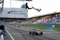 Hockenheim: Lance Stroll wint ook race 2 - Joel Eriksson rookie kampioen