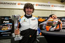 Dutch Fun Festival: Kevin Caprasse wint de laatste Hankook Qualifying Trophy