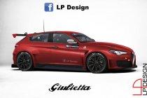 Alfa Romeo Giulietta aan de start van Macau Guia Race