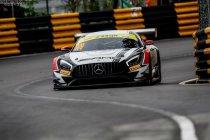 Marciello (Mercedes) snoept Farfus (BMW) pole af in Macau