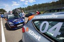 TCR Spa 500: FordStore Feyaerts neemt de leiding voor Ford Van den Bossche