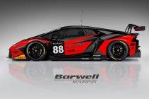 Barwell Motorsport bevestigt eerste Blancpain Endurance bezetting