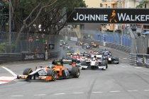 GP2: Monaco: Coletti wint en loopt uit in het kampioenschap
