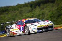 Spa Euro race: Nieuwe zege voor Stéphane Lémeret