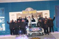 Rally van Zweden: Geen kruid gewassen tegen ontketende Sébastien Ogier en diens VW Polo R WRC