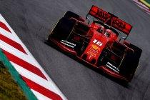Barcelona wintertesten 1: Leclerc neemt fakkel over van Vettel