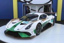Brabham wil naar GTE met BT62