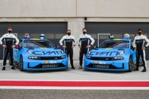 Lynk & Co Cyan Racing met ongewijzigde teambezetting aan de start
