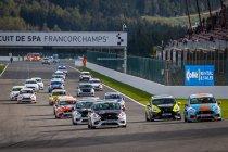 Spa Racing Festival: De volle pot voor Tomas De Backer