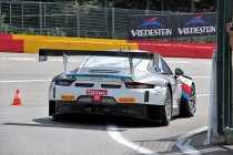 24H Spa: KÜS Team 75 Bernhard Porsche snelste op de testdag