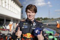 Red Bull stelt Junior Team voor