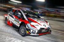 WRC: Tänak op weg naar zege, Neuville op podiumkoers
