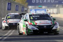 Marrakech: Honda-duo Michelisz-Monteiro gaat Huff vooraf in tweede oefenrit