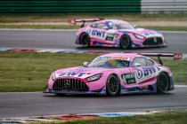 Lausitzring: Mercedes dominant op eerste testdag