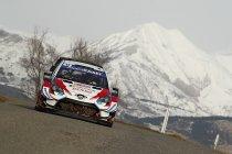 WRC: Neuville op een zucht van Ogier