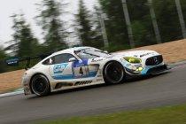 24H Nürburgring: Black Falcon Mercedes behaalt zege pas in allerlaatste ronde