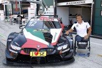 Dream Race: Zanardi keert terug achter het stuur van DTM-bolide