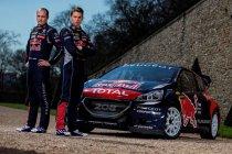 Davy Jeanney bij Hansen Motorsport en Peugeot