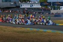 Amand en Travisanutto Europees kampioen - Pauwels maakt indruk