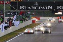 24H Spa: GPX Porsche wint uitgeregende 71e editie