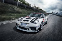 Nieuwe Porsche 911 GT3 Cup start in 24 Hours of Zolder